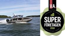 Båtproducent kvalificerad till Årets Superföretag 2018