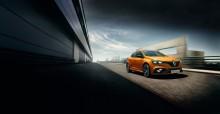 Nya Mégane Renault Sport visas på Frankfurt Motorshow