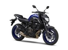 「MT-07 ABS」の新色を発売 〜スーパースポーツモデルとのリレーションを図り、スポーティイメージを強調〜