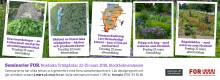 Zonkartans giltighet och växtanvändning i ett föränderligt klimat