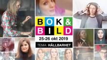 Tre nya namn är klara för höstens stora konst- och litteraturfest
