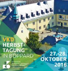Herbsttagung der VKD-Landesgruppe Rheinland-Pfalz/Saarland