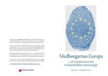 Program för Medborgarnas Europa