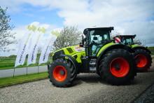 Nu kan du leje CLAAS traktorer