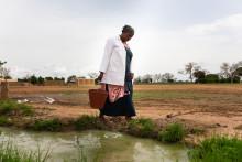 Vartannat sjukhus saknar rent vatten – nu riskerar miljoner människor dö av antibiotikaresistenta bakterier varnar WaterAid