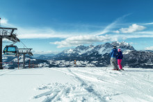 Visit St. Johann in the Austrian Tyrol and Scandinavia's five largest ski resorts with a single SkiPass