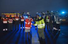 I dag overtar Avinor ansvaret for Bodø Lufthavn fra Forsvaret