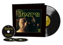 The Doors feires  50 år etter utgivelsen av sitt banebrytende debutalbum