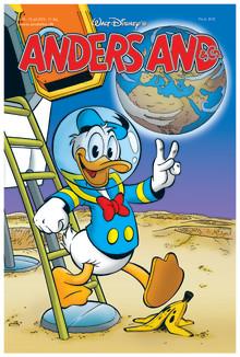 50 år siden månelandingen: Anders And hylder Neil Armstrong og Buzz Aldrin