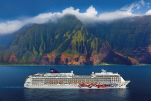 Nyhet! Norwegian Cruise Line nytt rederi hos Ving