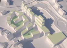 Detaljplaner för 500 lägenheter i Umeå