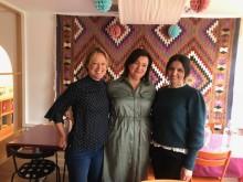 Rosengård Fastighets AB tecknar avtal med Yalla Trappan