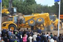 Erfolgreicher Auftritt – Swecon Baumaschinen GmbH auf der Nordbau 2015
