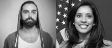 Nya namn klara till TEDxAlmedalen 2014: Zeenat Rahman och Navid Modiri