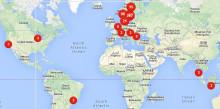 Nu syns kulturnyheterna från Lindesberg ännu mer globalt