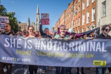 Irland - Folkomröstning om abortlagstiftning