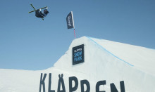 Melvin Morén 11:a och Martin Nordqvist 14:e i Big Air-finalen i JVM
