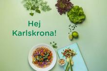 Årstiderna gör Karlskrona mer grönt