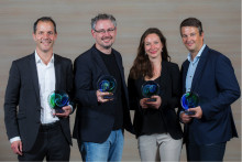 Scandinavia in the lead as EIT Health takes three of four EIT Awards