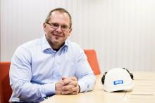 Jörgen Persson, ny vice vd för Abetong