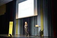 Seminarium om hållbar utveckling för lärare lockade ett par hundra