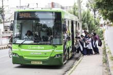Swedfund investerar tillsammans med Scania i grön kollektivtrafik i Indien