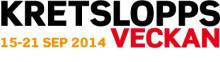 Kretsloppsveckan 15-21 sep 2014