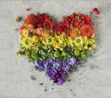 Blomsterlandet stolt sponsor till löparfesten Run For Pride