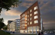 Bonava väljer Wästbygg som byggentreprenör för Kristinebergs Slottspark