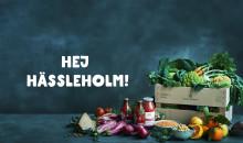 Årstiderna gör Hässleholm mer grönt