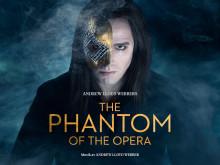 The Phantom of the Opera äntligen i ett svenskt operahus – dags för pressträff