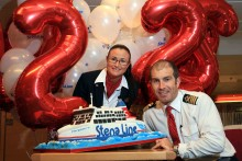 Stena Line celebrates 2nd anniversary of Belfast – Cairnryan route