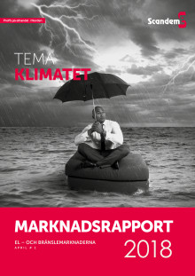 Marknadsrapport 1, 2018