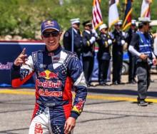 GRC-mästare till RallyX Nordic-premiären