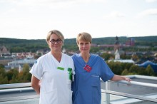 Gravida i Dalarna erbjuds KUB-test