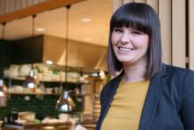 Möt Sofie Eidissen - passionerad Management Trainee som är med och utvecklar Clarion Hotel Sign