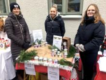 Julmarknaden i Haga lockar rekordmånga UF-företagare