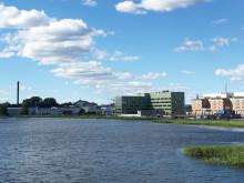 Nu flyttar MSB i Karlstad till sitt nya kontor