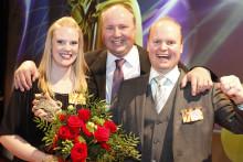 Vinnare av Arla Foods Guldko 2010: Coop Konsum i Sollefteå vinner Guldko för Bästa Matglädjebutik