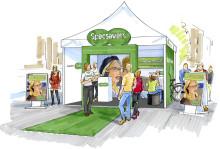 Specsavers lanserar road show med gratis syntest