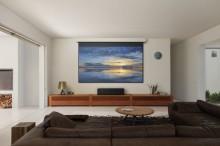 Sony lancerer en ny æra af home displays med  VPL-VZ1000ES Ultra Short Throw 4K HDR home theatre-projektoren