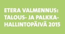 Etera Valmennus: Talous- ja palkkahallintopäivä Kuopiossa