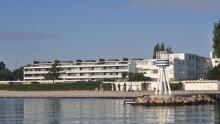 Arne Jacobsens fastighet blir tryggare