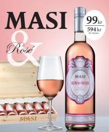 Rosa dei Masi 2015 har landat!