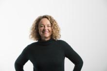 Anette Karlsson, ny regionchef för Cramo Väst