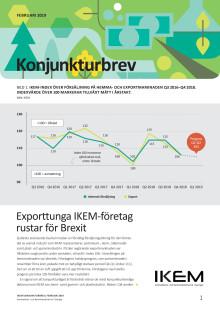 Exporttunga IKEM-företag rustar för Brexit