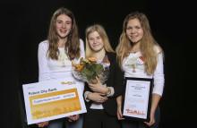 Thorén Framtid i Växjö är Årets Future City-skola