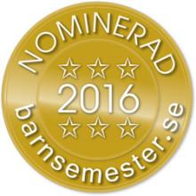 Reseföretaget Sembo är nominerade till Stora barnsemesterpriset 2016