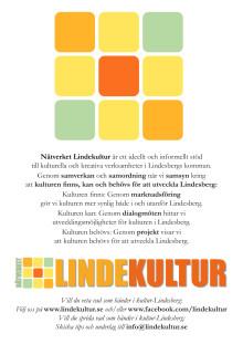 Presentation av Nätverket Lindekultur (pdf)