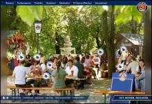 24/7 im Biergarten - Paulaner launcht neue Website